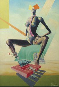 1989 - Mulher, Prazer, Êxtase